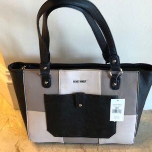 NWT Nine West  patchwork purse